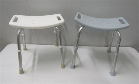 2 Shower Chairs